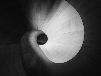 Architectural spiral